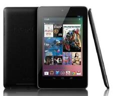 ASUS Nexus 7 ME370T 1st Gen Black 8GB Storage Tablets - All Grades
