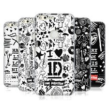 OFFICIAL ONE DIRECTION DOODLE DESIGN HARD BACK CASE FOR GOOGLE PHONES