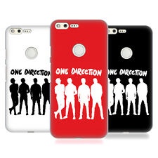 OFFICIAL ONE DIRECTION GROUP SILHOUETTE HARD BACK CASE FOR GOOGLE PHONES