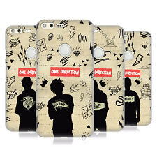 OFFICIAL ONE DIRECTION SILHOUETTES HARD BACK CASE FOR GOOGLE PHONES