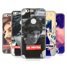 OFFICIAL ONE DIRECTION LOUIS PHOTO FILTER HARD BACK CASE FOR GOOGLE PHONES