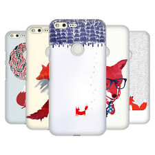 OFFICIAL ROBERT FARKAS FOX HARD BACK CASE FOR GOOGLE PHONES