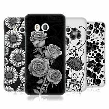 HEAD CASE DESIGNS LITHOGRAPHIC BLOOMS HARD BACK CASE FOR HTC PHONES 1