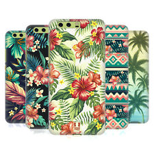 HEAD CASE DESIGNS TROPICAL PRINTS HARD BACK CASE FOR HUAWEI PHONES 1
