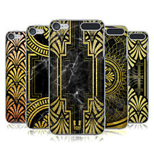 HEAD CASE DESIGNS CLASSIC ART DECO HARD BACK CASE FOR APPLE iPOD TOUCH MP3