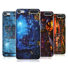 OFFICIAL GENO PEOPLES ART HALLOWEEN HARD BACK CASE FOR APPLE iPOD TOUCH MP3