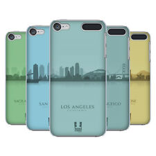 HEAD CASE DESIGNS LANDMARK SILHOUETTES - US BACK CASE FOR APPLE iPOD TOUCH MP3
