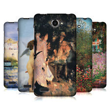 OFFICIAL MASTERS COLLECTION PAINTINGS 1 HARD BACK CASE FOR LENOVO PHONES