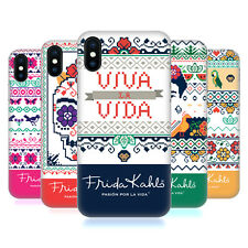 OFFICIAL FRIDA KAHLO COYOACAN PATTERNS HARD BACK CASE FOR APPLE iPHONE PHONES