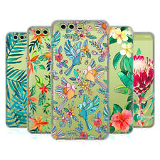 OFFICIAL MICKLYN LE FEUVRE TROPICAL SOFT GEL CASE FOR HUAWEI PHONES
