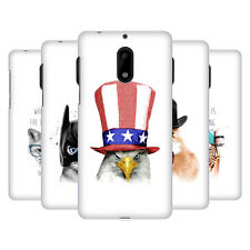 "OFFICIAL JULIEN ""CORSAC"" MISSAIRE ANIMALS HARD BACK CASE FOR NOKIA PHONES 1"
