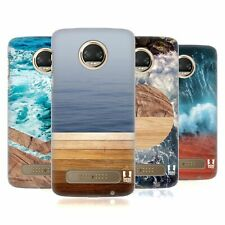 HEAD CASE DESIGNS SEA AND WOOD PRINTS HARD BACK CASE FOR MOTOROLA PHONES 1