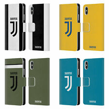 JUVENTUS FC 2017/18 RACE KIT LEATHER BOOK WALLET CASE FOR APPLE iPHONE PHONES
