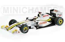 MINICHAMPS 400 090023 090093 090622 BRAWN F1 cars Button / Barrichello 2009 1:43