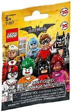 LEGO THE BATMAN FILM MINI FIGURINES 71017 - CHOISISSEZ VOTRE LEGO MINI FIGURINES