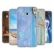 OFFICIAL GENO PEOPLES ART HOLIDAY SOFT GEL CASE FOR HTC PHONES 1