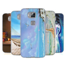 OFFICIAL GENO PEOPLES ART HOLIDAY SOFT GEL CASE FOR HUAWEI PHONES 2