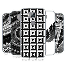 OFFICIAL HAROULITA MONOCHROME SOFT GEL CASE FOR HUAWEI PHONES 2