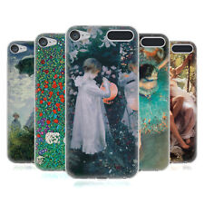 OFFICIAL MASTERS COLLECTION PAINTINGS 2 SOFT GEL CASE FOR APPLE iPOD TOUCH MP3