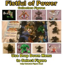 Fistful of Power Figures Series 1 Collectors Game Piece Figures & Accessories