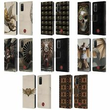 OFFICIAL ANNE STOKES STEAMPUNK LEATHER BOOK WALLET CASE FOR SAMSUNG PHONES 1