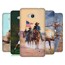 OFFICIAL GENO PEOPLES ART LIFE SOFT GEL CASE FOR MICROSOFT PHONES