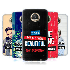 OFFICIAL ONE DIRECTION 1D UP ALL NIGHT SOFT GEL CASE FOR MOTOROLA PHONES