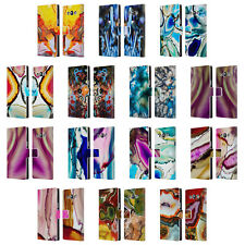 OFFICIAL ELENA KULIKOVA AGATES LEATHER BOOK WALLET CASE FOR SAMSUNG PHONES 3