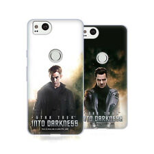 OFFICIAL STAR TREK MAGAZINE COVERS DARKNESS XII GEL CASE FOR AMAZON ASUS ONEPLUS