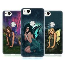 """TIFFANY """"TITO"""" TOLAND-SCOTT BUTTERFLY FAIRIES GEL CASE FOR AMAZON ASUS ONEPLUS"""