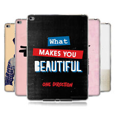 OFFICIAL ONE DIRECTION 1D UP ALL NIGHT SOFT GEL CASE FOR APPLE SAMSUNG TABLETS