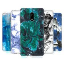 """OFFICIAL JULIEN """"CORSAC"""" MISSAIRE ABSTRACT 3 SOFT GEL CASE FOR NOKIA PHONES 1"""