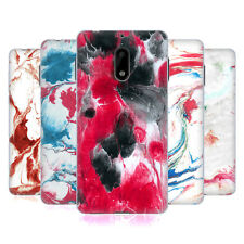 "OFFICIAL JULIEN ""CORSAC"" MISSAIRE ABSTRACT 4 SOFT GEL CASE FOR NOKIA PHONES 1"