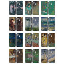 MASTERS COLLECTION PAINTINGS 2 LEATHER BOOK WALLET CASE FOR ASUS ZENFONE PHONES