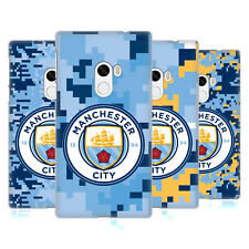 OFFICIAL MANCHESTER CITY MAN CITY FC DIGITAL CAMOUFLAGE CASE FOR XIAOMI PHONES