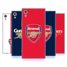 OFFICIAL ARSENAL FC 2016/17 CREST SOFT GEL CASE FOR SONY PHONES 1