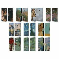 OFFICIAL MASTERS COLLECTION PAINTINGS 1 LEATHER BOOK CASE FOR HTC PHONES 1