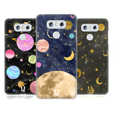 HEAD CASE DESIGNS GALASSIA MARMOREA COVER RETRO RIGIDA PER LG TELEFONI 1