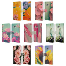 OFFICIAL OLIVIA JOY STCLAIRE NATURE 2 LEATHER BOOK WALLET CASE FOR HTC PHONES 1