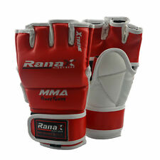 Pro Boxing MMA Gloves, UFC, Martial Arts, Grappling, Padded, Fighting Gloves.