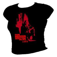 James Bond 007 - DE RUSSIA WITH LOVE - Rojo GRANT CAMISETA MUJER