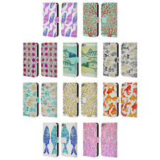 OFFICIAL CAT COQUILLETTE SEA 2 LEATHER BOOK WALLET CASE FOR APPLE iPOD TOUCH MP3