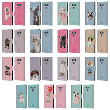OFFICIAL STUDIO PETS CLASSIC LEATHER BOOK WALLET CASE COVER FOR LG PHONES 1