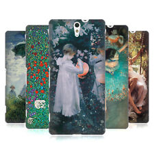 OFFICIAL MASTERS COLLECTION PAINTINGS 2 HARD BACK CASE FOR SONY PHONES 2