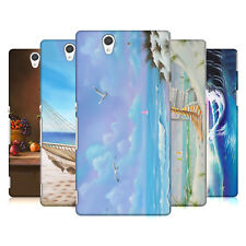 OFFICIAL GENO PEOPLES ART HOLIDAY HARD BACK CASE FOR SONY PHONES 3