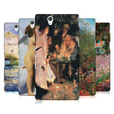 OFFICIAL MASTERS COLLECTION PAINTINGS 1 HARD BACK CASE FOR SONY PHONES 3
