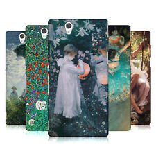 OFFICIAL MASTERS COLLECTION PAINTINGS 2 HARD BACK CASE FOR SONY PHONES 3