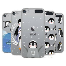 HEAD CASE DESIGNS PENGUIN COLLECTION SOFT GEL CASE FOR APPLE iPOD TOUCH MP3