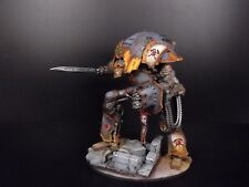 Forgeworld Warhammer 40.000 40k CERASTUS KNIGHT - master painted commission