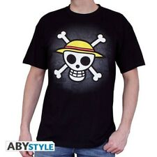 One Piece - T-Shirt Skull noir - ABYstyle